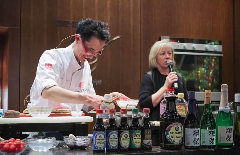 Washoku Chef: Raita Noda