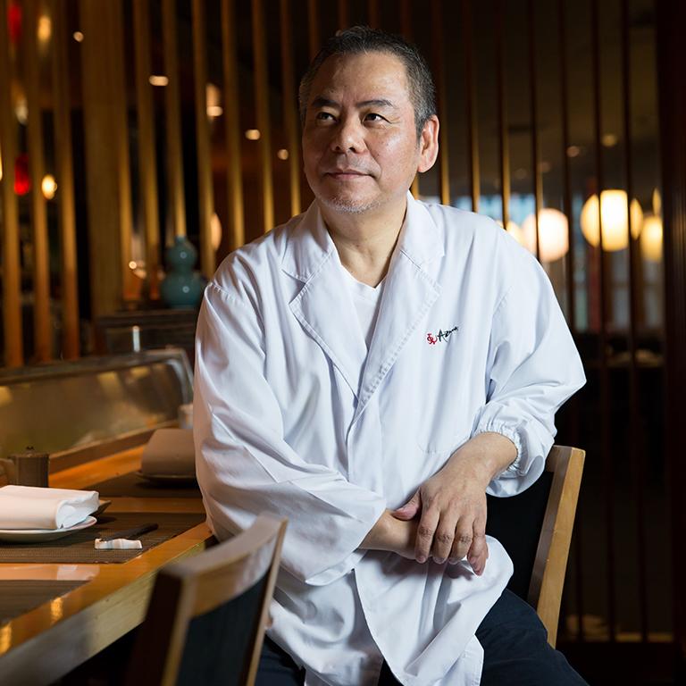Azuma chef