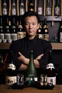 Sake Master Toshi