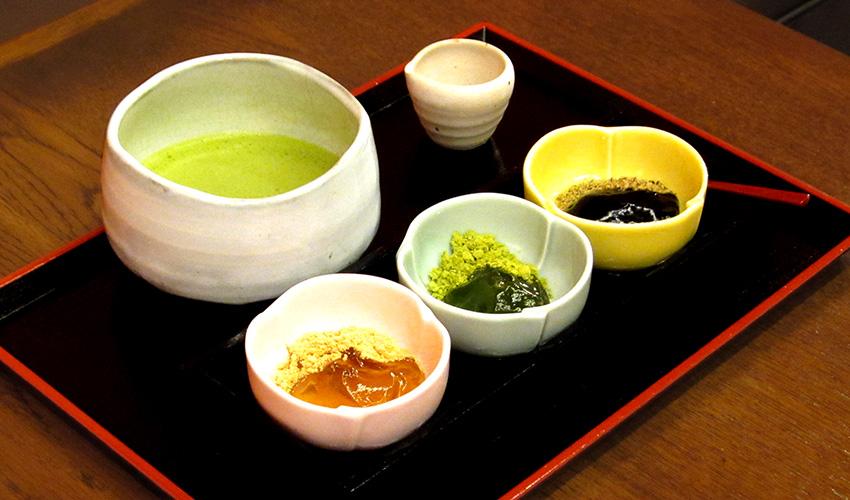 Hourandou Melting warabimochi set