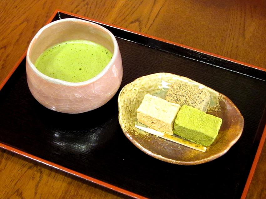 Hourandou Simple warabimochi set
