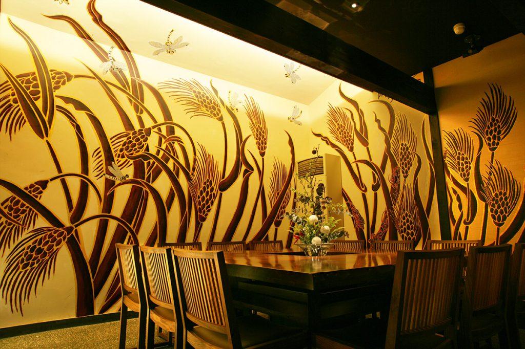 katsukura higashinotoin, kyoto restaurant, washoku, Japanese food, tonkatsu, ki-yan's kyoto food & art, Japanese art