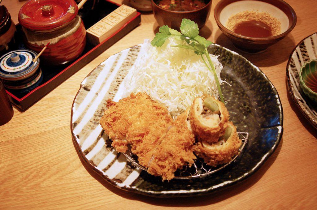 katsukura, washoku, Japanese food, Kyoto restaurant, katsukura seasonal zen meal set, ki-yan's kyoto food & art