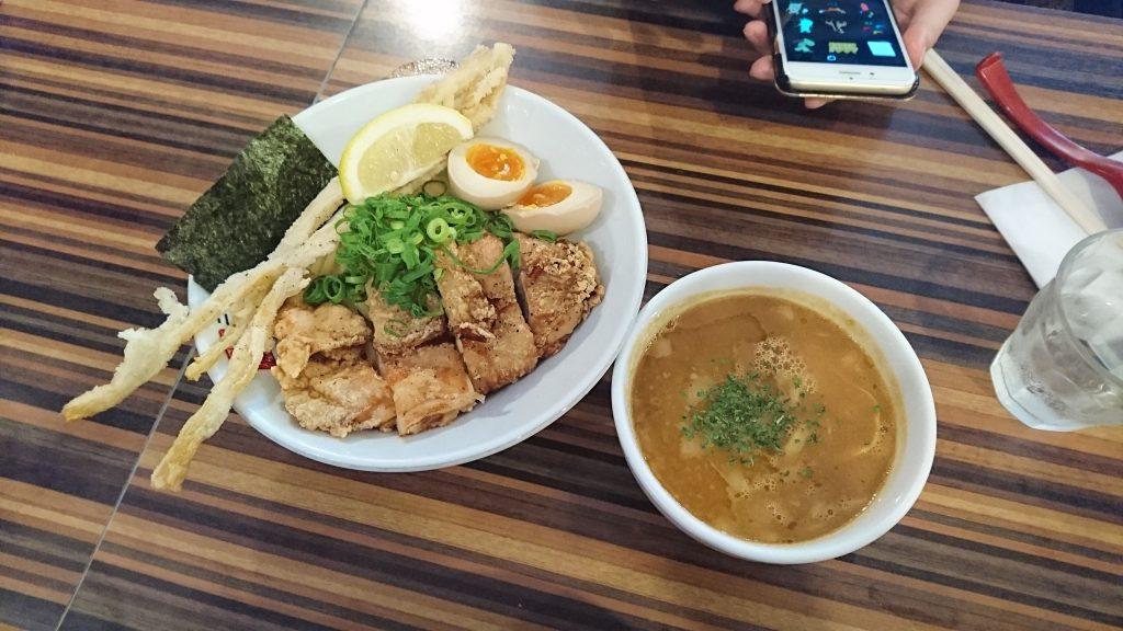gachi tsukemen