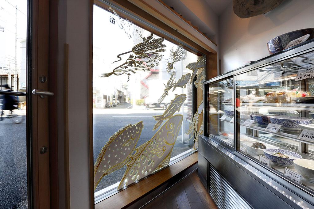 washoku lovers, japan, japanese restaurant, adachi, obanzai, japanese art, japanese culture, japanese cuisine, kyoto, kyoto restaurant, ki-yan, ki-yan's kyoto, food & art, sydney food blog