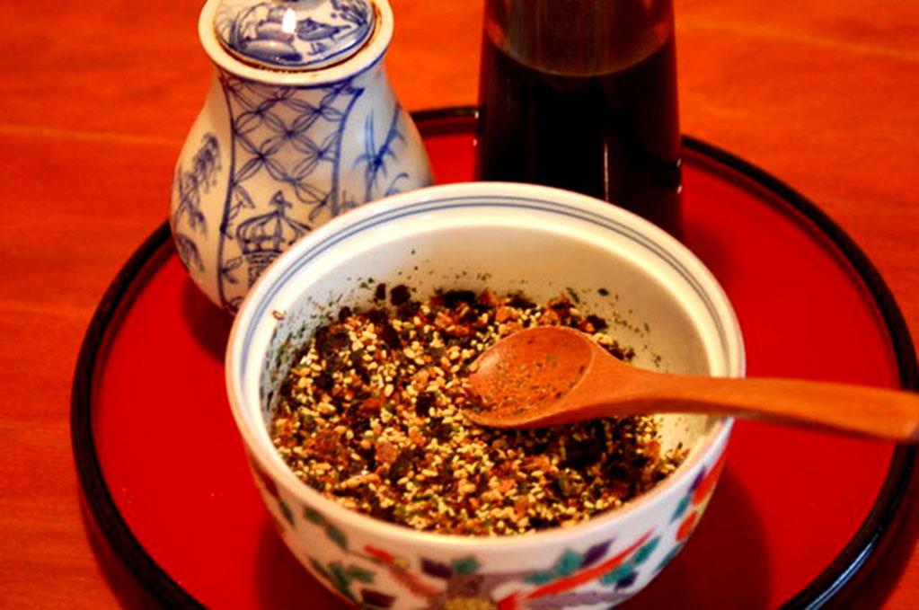 wasabi, furikake, washoku, washoku lovers, japan, japanese restaurant, adachi, obanzai, japanese art, japanese culture, japanese cuisine, kyoto, kyoto restaurant, ki-yan, ki-yan's kyoto, food & art