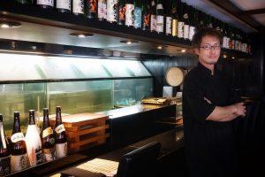 Chef Takumi, Shiki Japanese restaurant