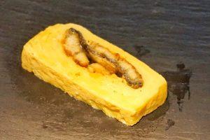 Eel egg Omlet